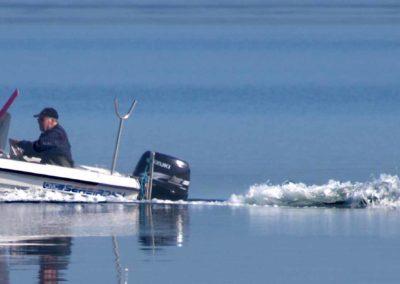 Fiskere på Begtrup Vig