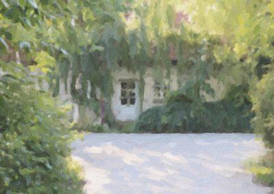 Hus i Borup