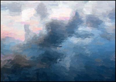 Spejling - Himmel